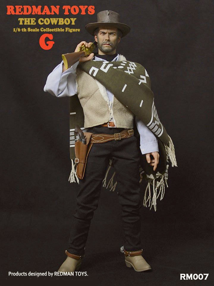 Redman Toys GBU Cowboy 1/6th scale figure