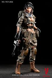 ACU Camo female shooter VCF-2026