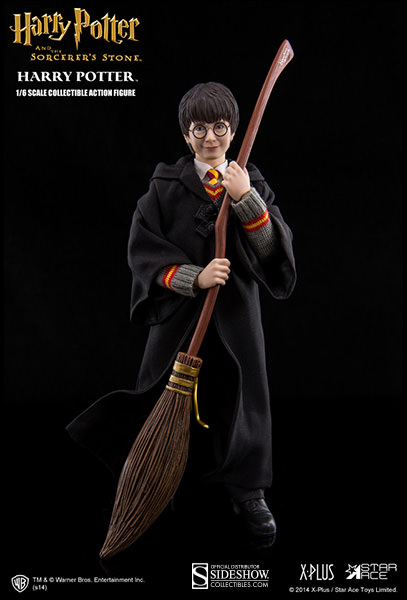 Harry Potter & The Sorcerers Stone Action Figure