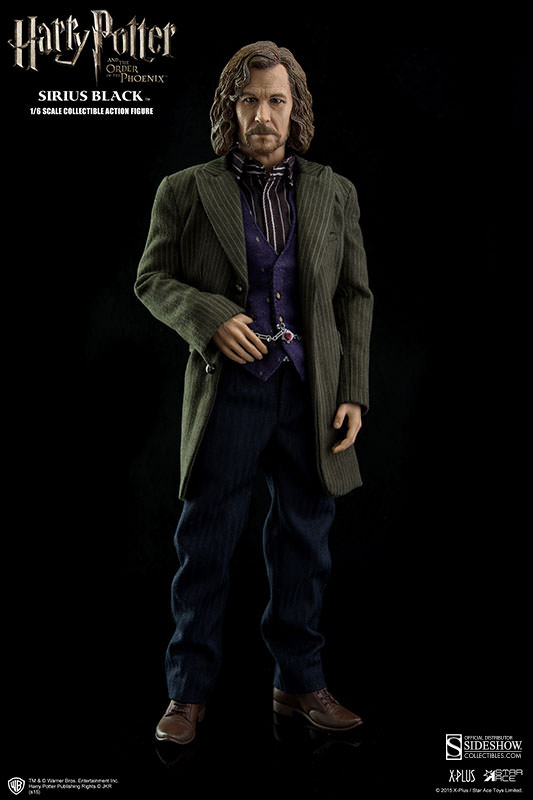 Sirius Black & The Order of the Phoenix Action Figure