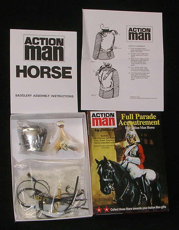 Action Man 40th Accoutrement Set