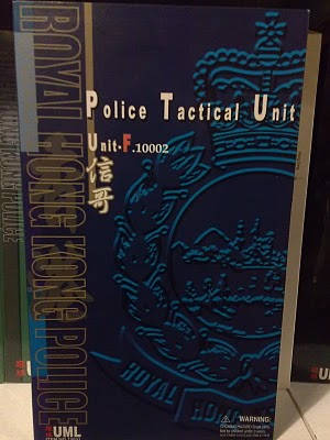 Royal Hong Kong Police Tactical Unit