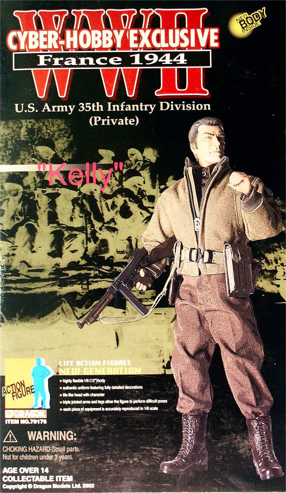 Kelly 35th Division Private Cyber Hobby