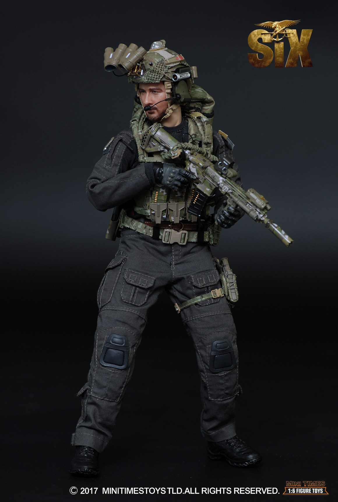 US Navy Seal team 6 MT-008