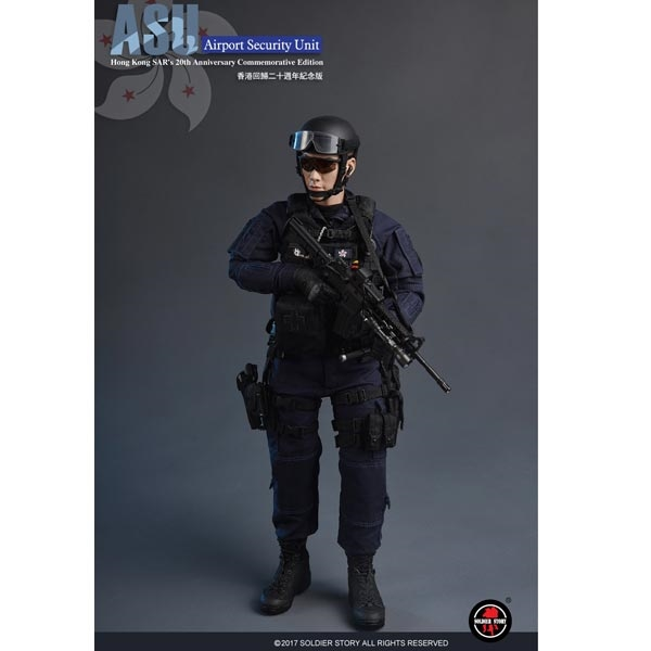 Airport Security Unit SS 103