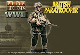Neil Williams British para sergeant