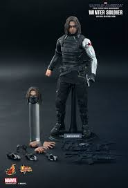 Hot Toys Captain America The Winter Soldier