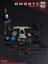 "Death Squad ""K"" Caesar / GHOSTS"