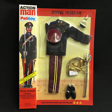 Action Man 40th Hussar card