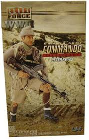 Peter Keyes British Commando