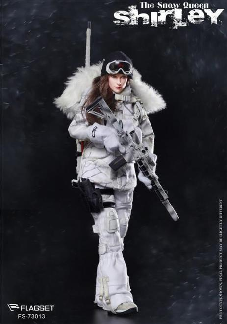 Shirley Snow Queen Snow Land Female Marksman set