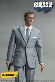 Spectre 007 Grey suit